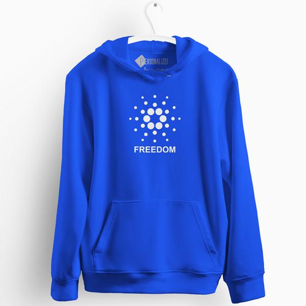 Sweatshirt com capuz Cardano Freedom comprar ADA Portugal