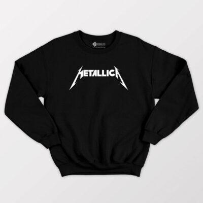 Sweatshirt unisex banda Metallica comprar moletom